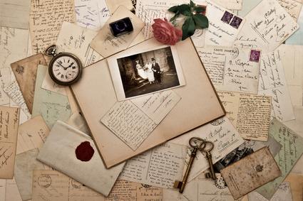 wedding scrapbook