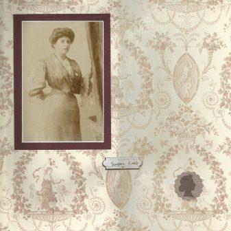 Scrapbook your family history